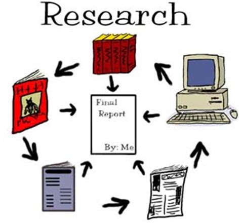 How to a research paper with reference